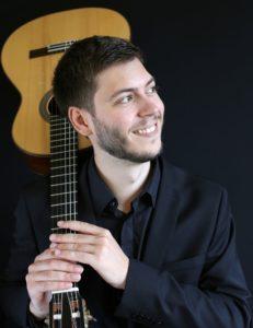 ….ein ganz besonderes Gitarrenkonzert  mit Marius Schnurr