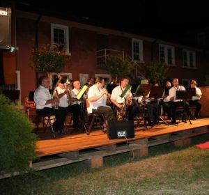 14. Juli 2018 Serenadenabend im Innenhof der Illenau