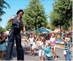 Kinder-, Jugend- und Integrationsfest war ein voller Erfolg