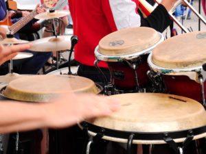 Die Trommelbande in Achern – endlich wieder da! Mit Fabian Böhly
