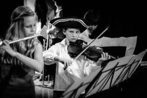 Preisträgerkonzert des Regionalwettbewerbs Jugend musiziert