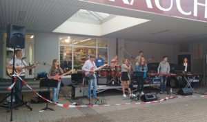 Red Icon rockt- Oberkirch leuchtet