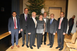 Eine Ära geht zu Ende- Mitbegründer und Leiter der Musikschule Hansjörg Stürzel in den Ruhestand verabschiedet
