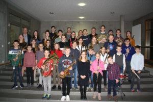 Erfolgreiches Wochenende bei Jugend musiziert für die Musikschule Achern-Oberkirch