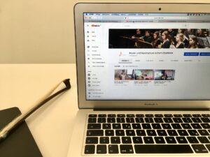 Musikschule Achern-Oberkirch jetzt bei YouTube