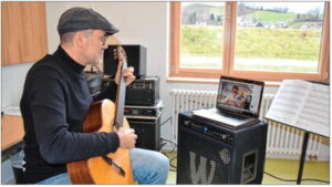 Musikschule tut, was sie kann
