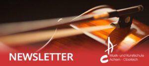 Newsletter geht an den Start