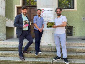 """Musikschul-App """"ERNA"""" soll Unterricht bereichern"""