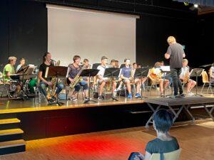 Musik- und Kunstschule beendet Schuljahr mit einem Werkstattkonzert